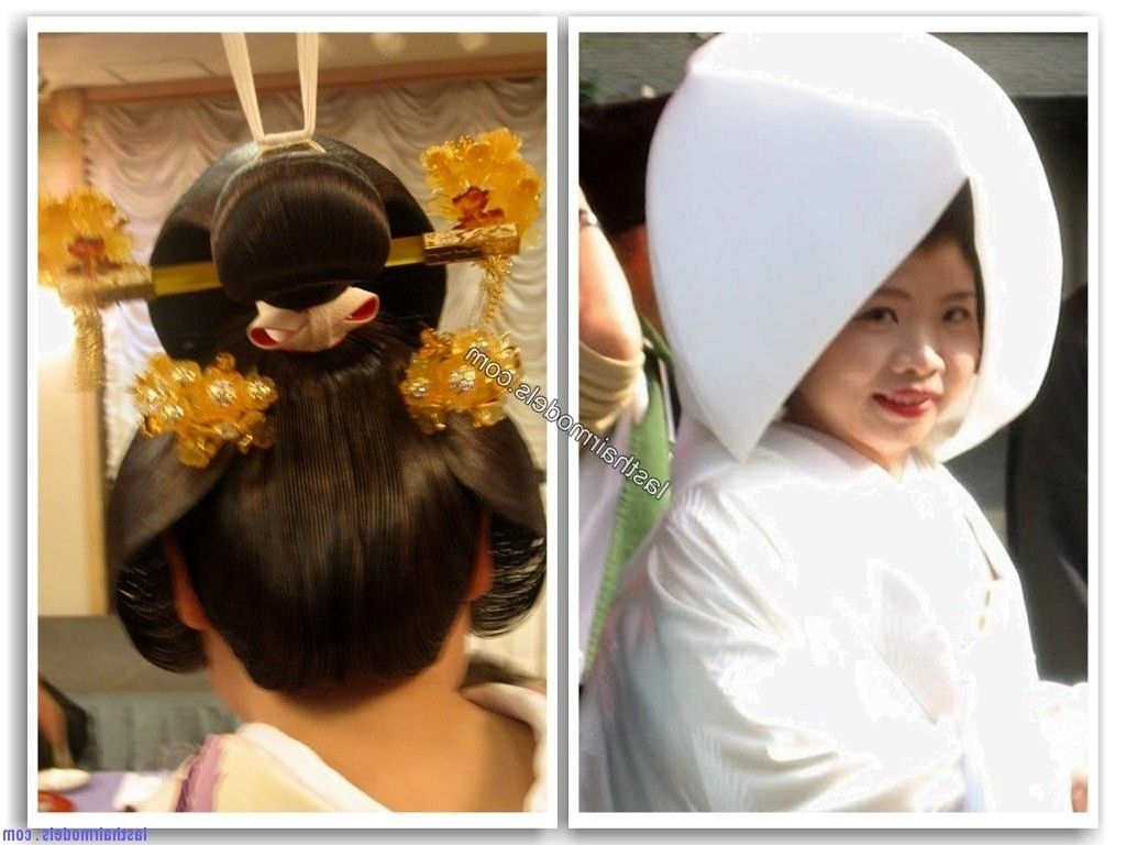 Featured Photo of Japanese Wedding Hairstyles