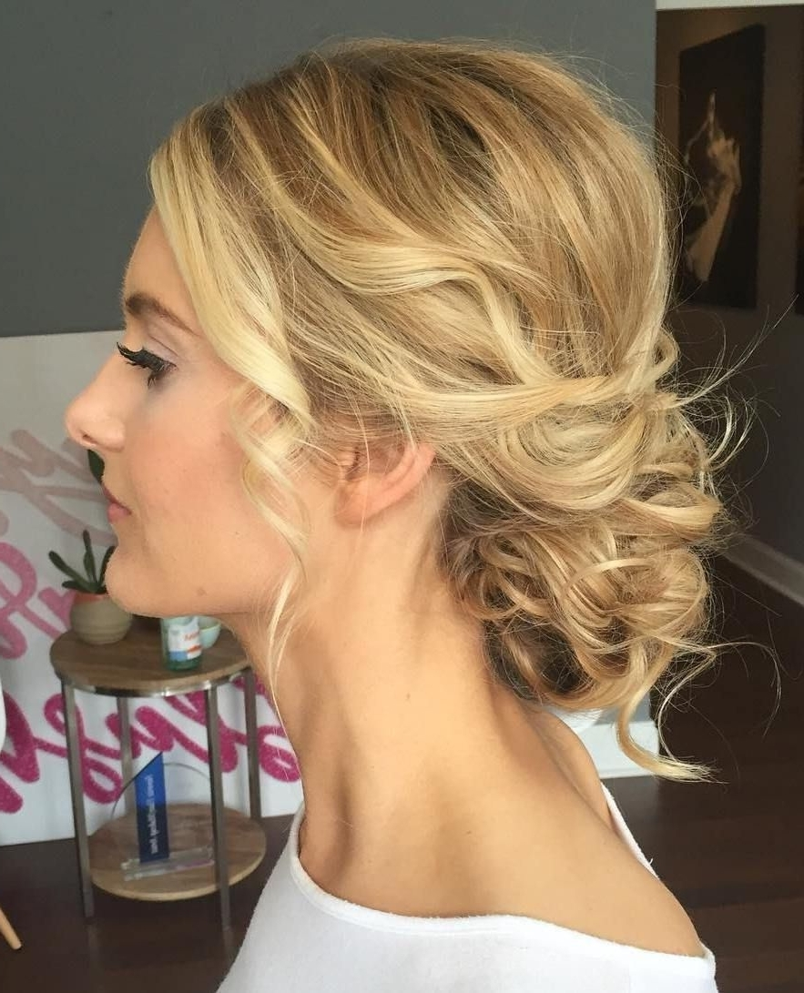 Featured Photo of Wedding Hairstyles For Thin Hair