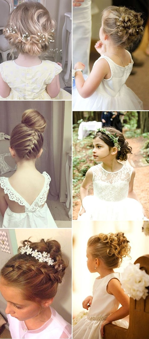 Pinterest For Most Recently Released Wedding Hairstyles For Young Bridesmaids (View 8 of 15)