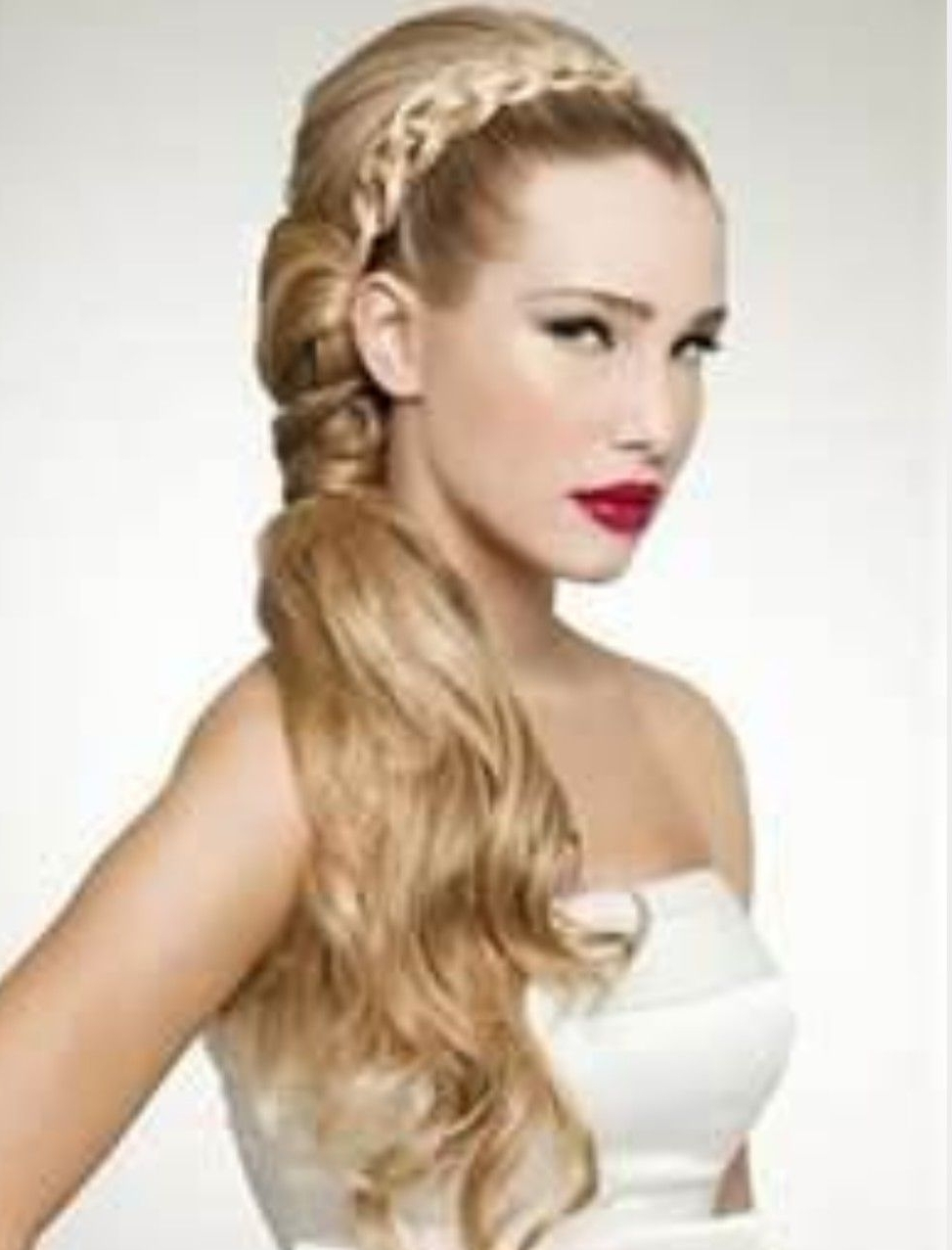 Pinterest Pertaining To Most Recently Released Grecian Wedding Hairstyles For Long Hair (View 12 of 15)