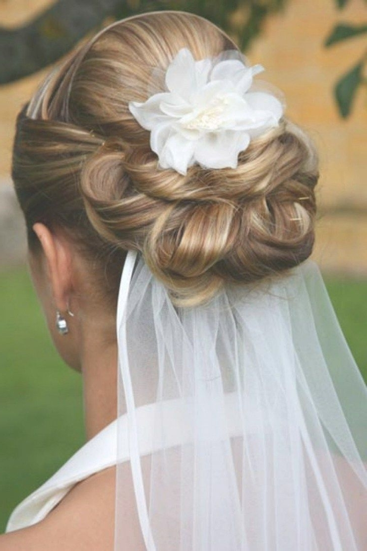 Pinterest Pertaining To Popular Wedding Hairstyles With Veil Underneath (View 2 of 15)