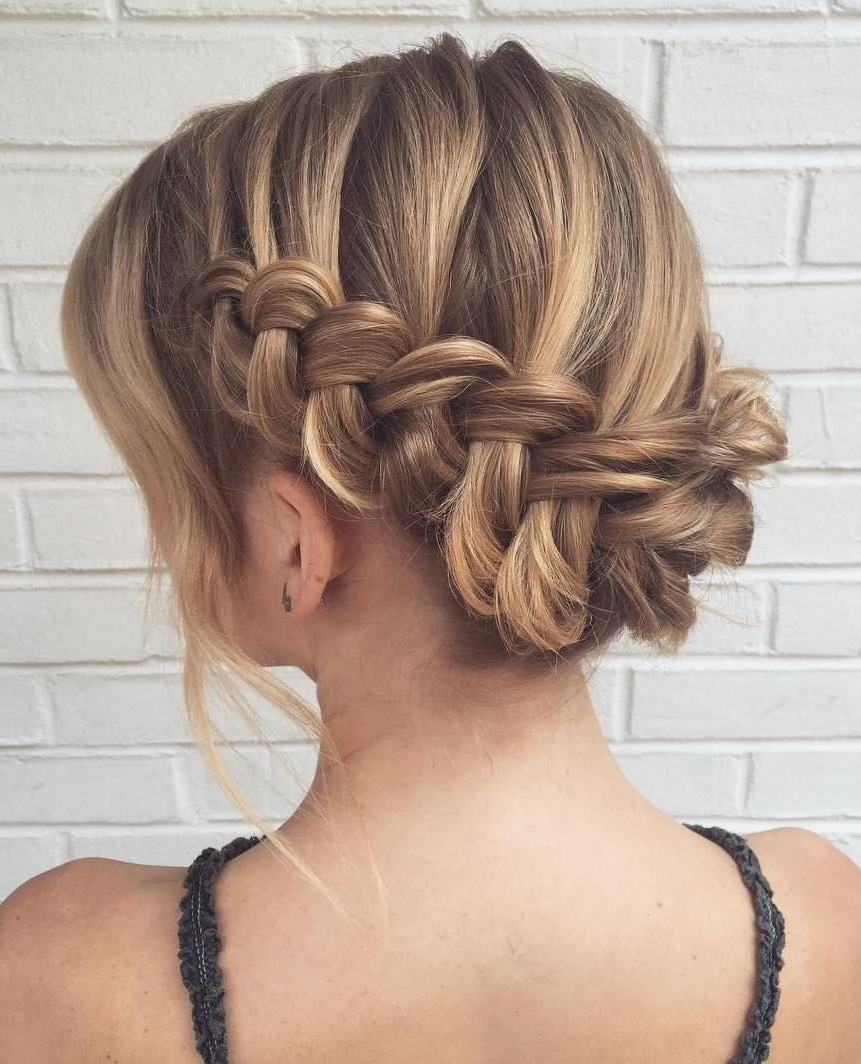 Pinterest With Regard To Most Recent Wedding Hairstyles For Thin Hair (View 10 of 15)
