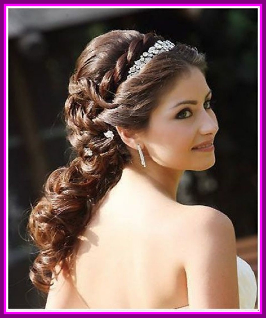 Popular Christian Bride Wedding Hairstyles Throughout Appealing Best Wedding Hairstyles For Christian Brides Our Top Image (View 7 of 15)