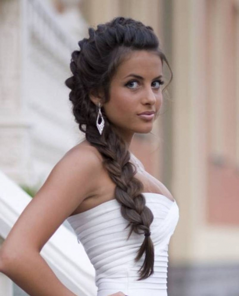 Popular Classic Wedding Hairstyles For Long Hair In Classic Haircuts For Long Hair Black Wedding Hairstyles Find The (View 10 of 15)