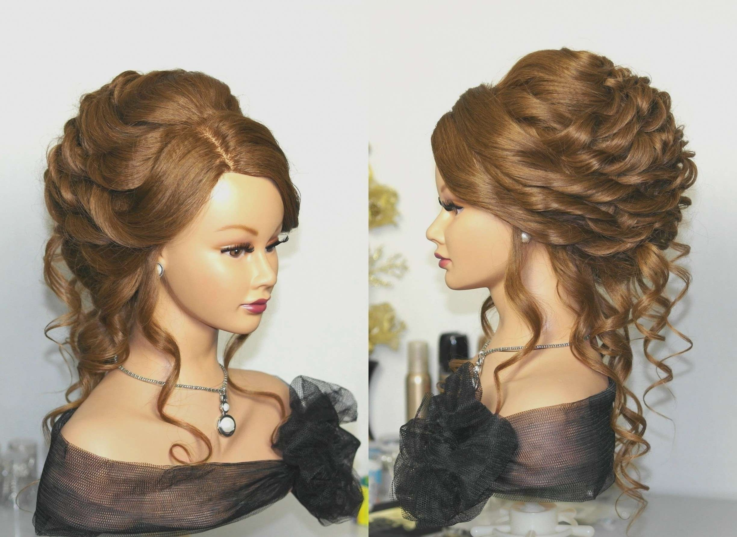 Popular Hairstyles For Long Hair For A Wedding Party Pertaining To Pictures: Hairstyles For Long Hair Wedding Party, – Homemade Party Decor (View 5 of 15)