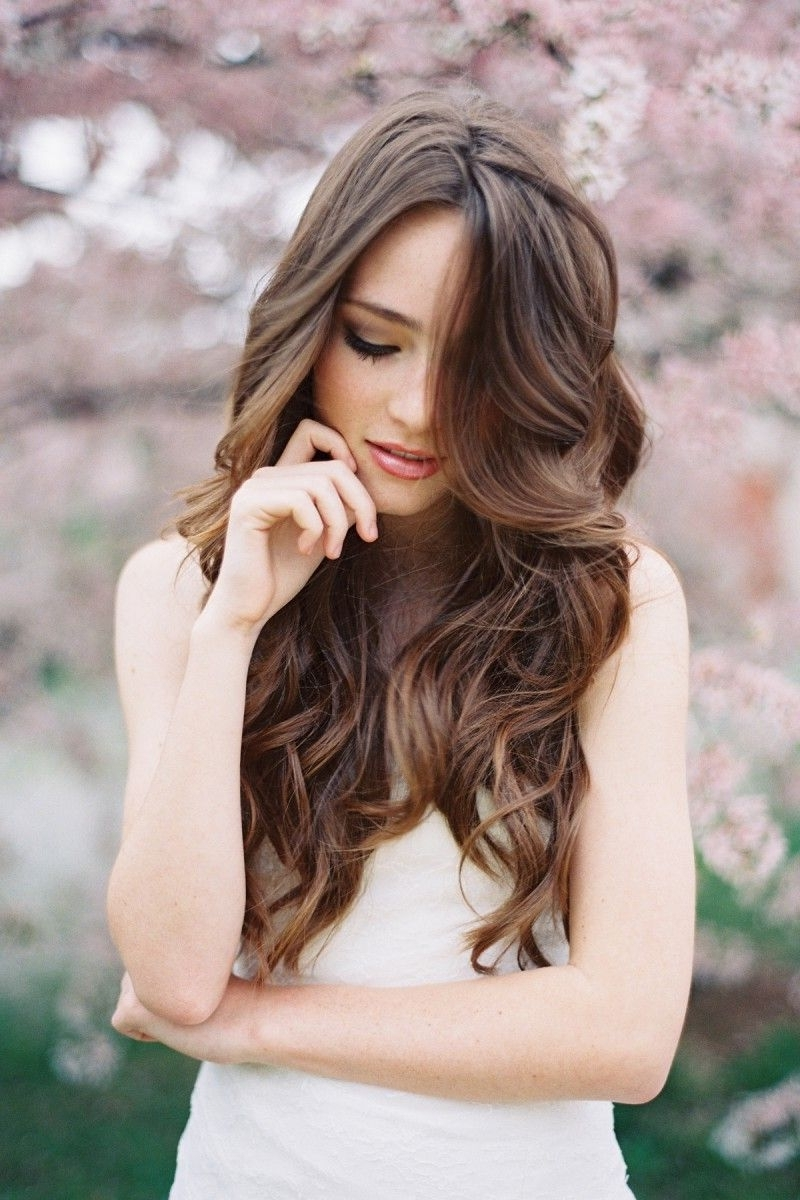 Popular Relaxed Wedding Hairstyles In Seriously? Why Can't My Hair Look Like This?! (View 12 of 15)
