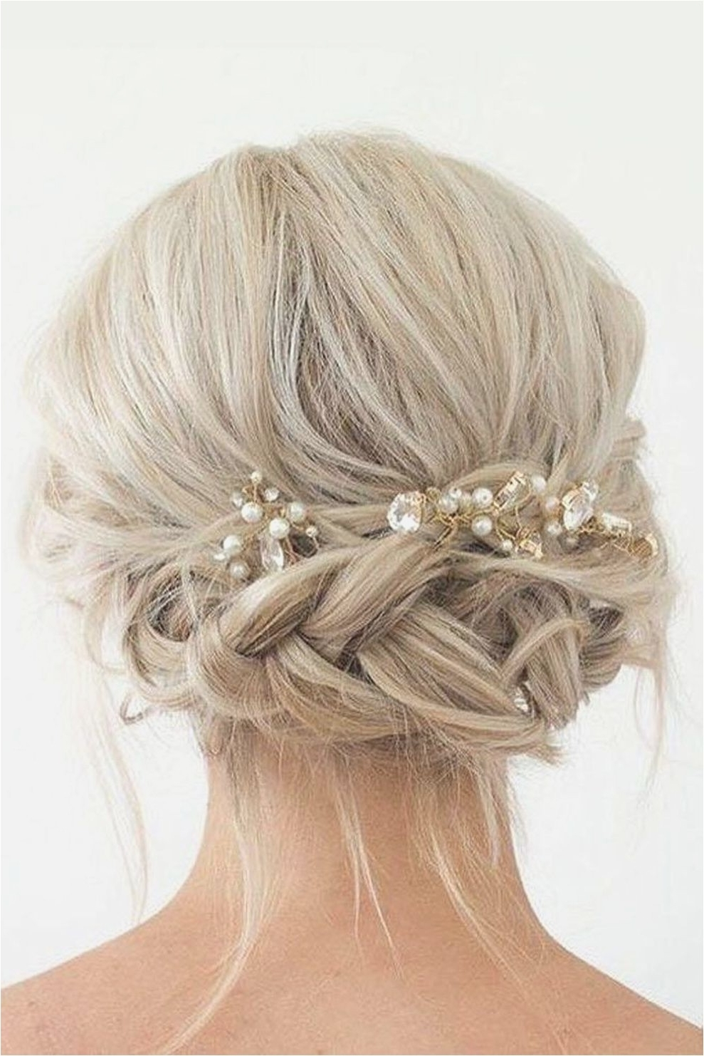 Popular Shoulder Length Wedding Hairstyles Inside Awesome Shoulder Length Wedding Hairstyles Best Wedding Style To (View 7 of 15)