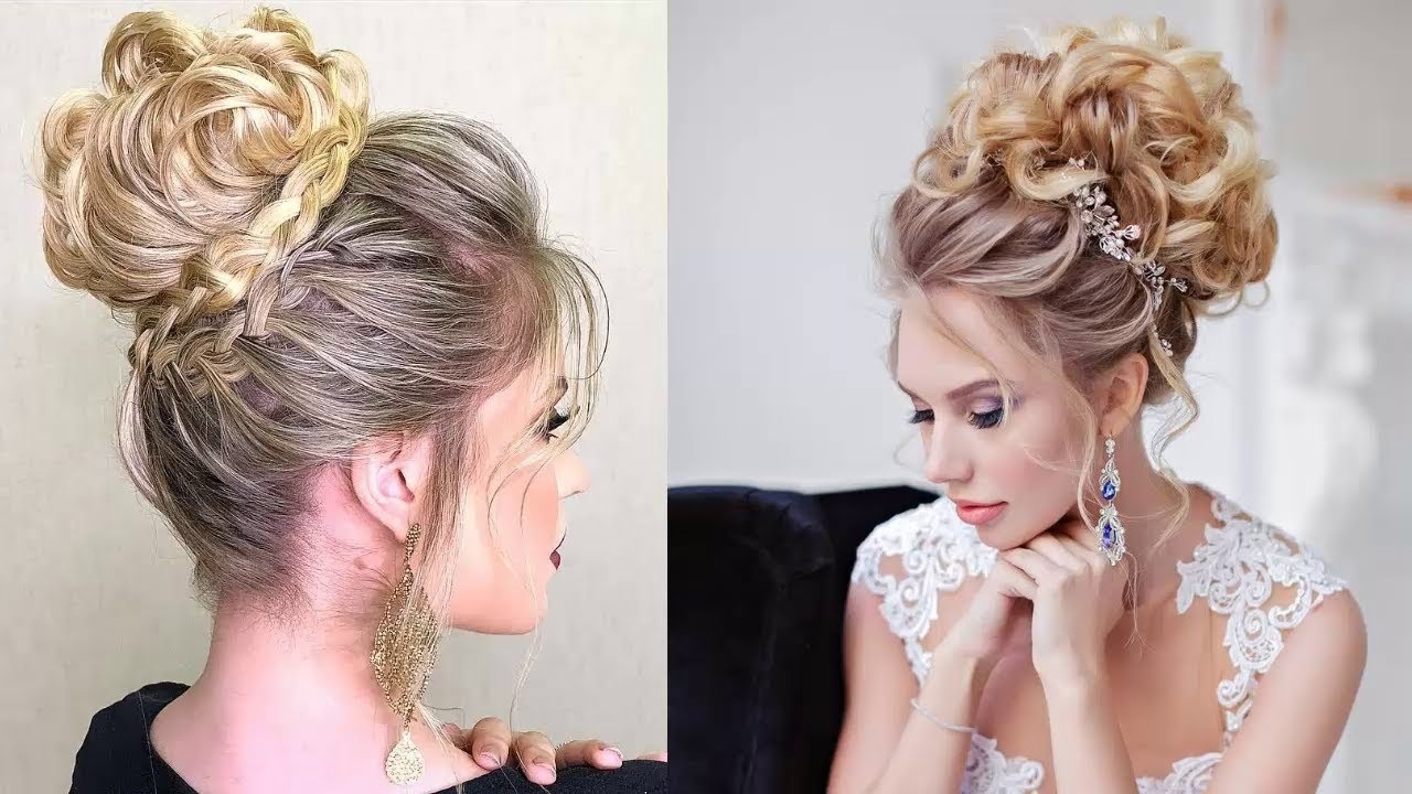 Preferred Classic Wedding Hairstyles For Wedding Hairstyles Tutorials Compilation (View 11 of 15)