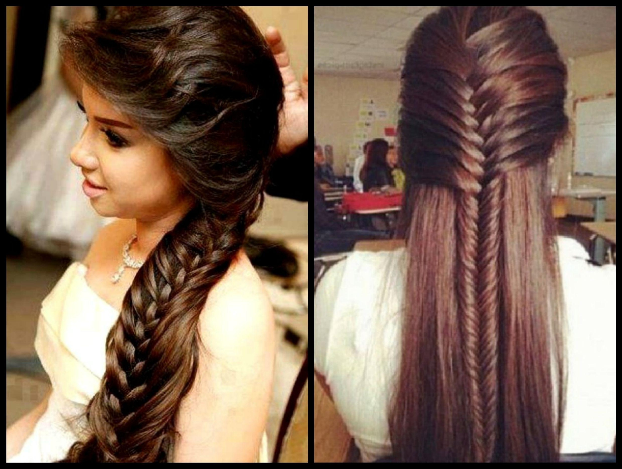 Preferred Indian Wedding Hairstyles For Medium Length Hair Intended For Hairstyles For Wedding Bride In Indian (View 13 of 15)