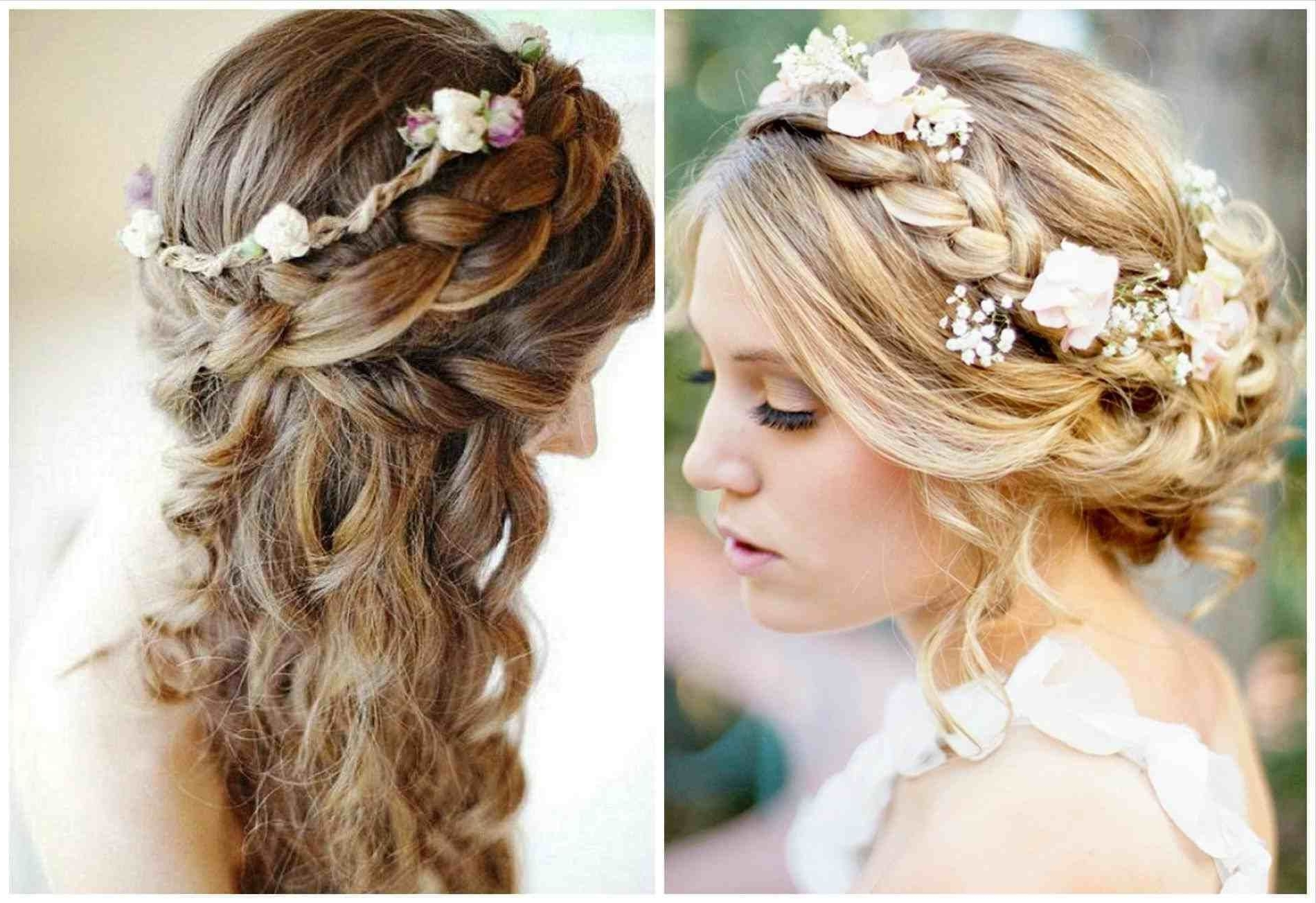 Preferred Wedding Entourage Hairstyles With Beautiful Looks Beautiful Hairstyles With Flowers For Entourage (View 11 of 15)