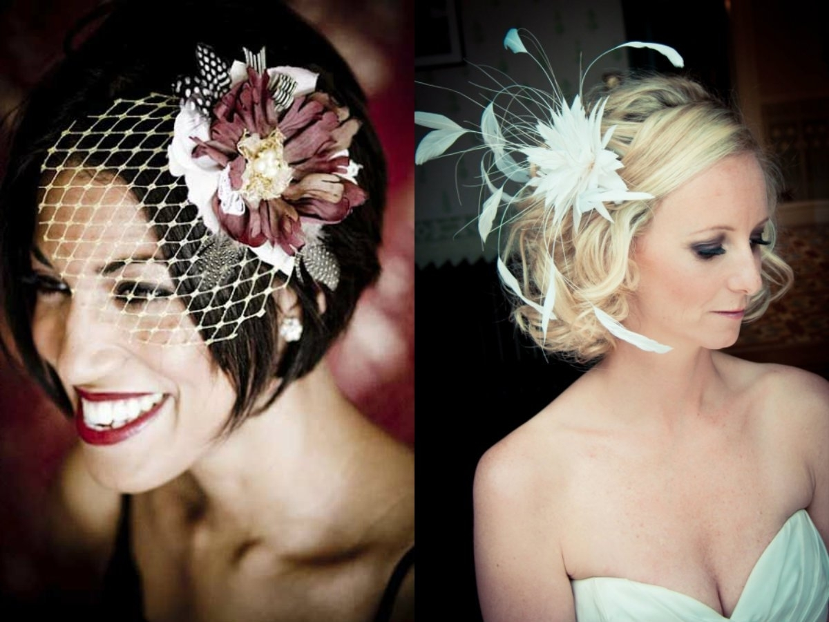 Preferred Wedding Hairstyles For Long Hair With Fascinator Inside Up Hairstyles With Fascinators – Famous Hair Style (View 11 of 15)