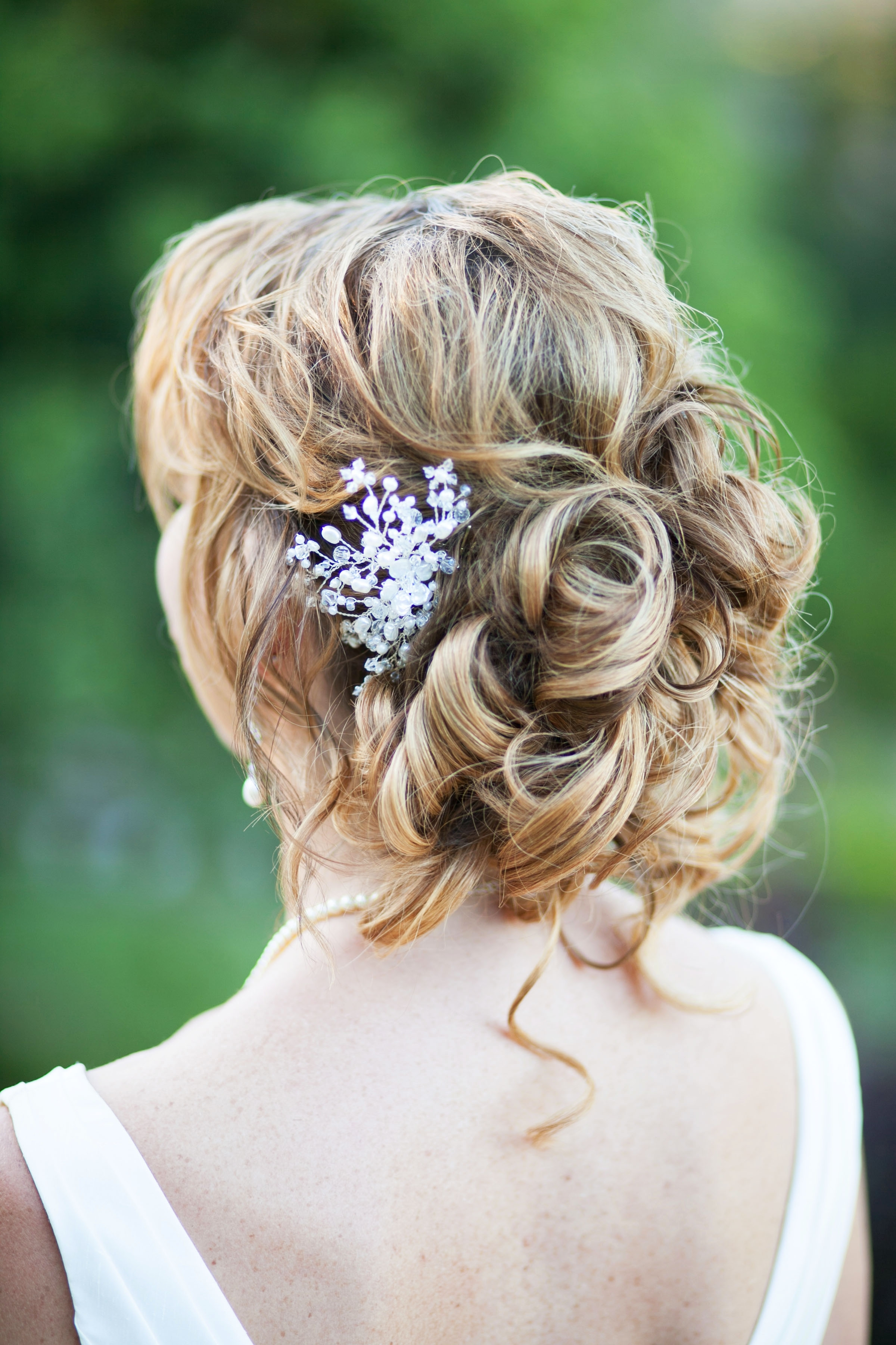 Preferred Wedding Hairstyles For Older Brides For Wedding : Backyard Weddingair Ideas Marvelous Beachyairstyle For (View 9 of 15)