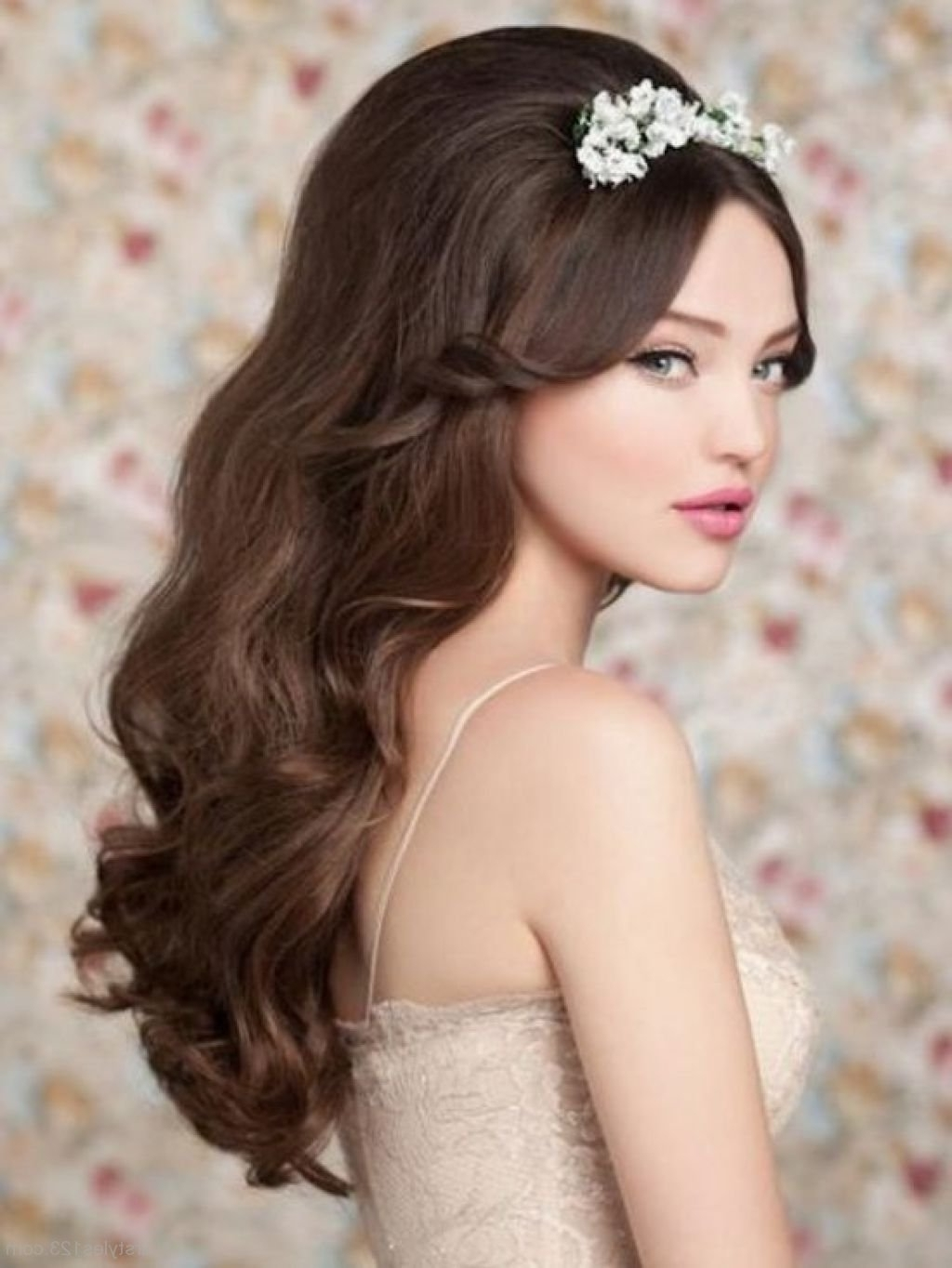 Preferred Wedding Hairstyles For Vintage Long Hair Regarding Retro Hairstyles – Page  (View 6 of 15)