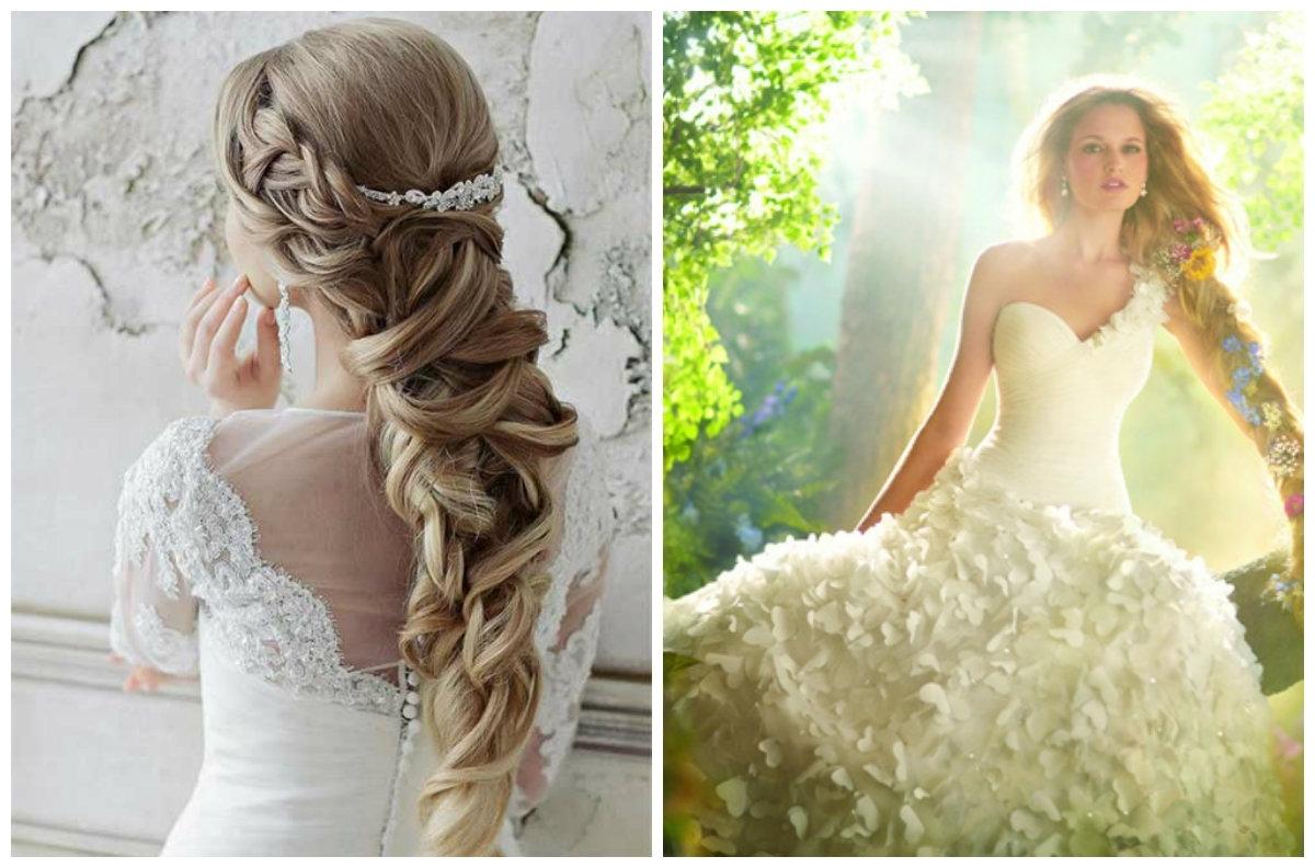 Princess Bridal Hairstyles (View 3 of 15)