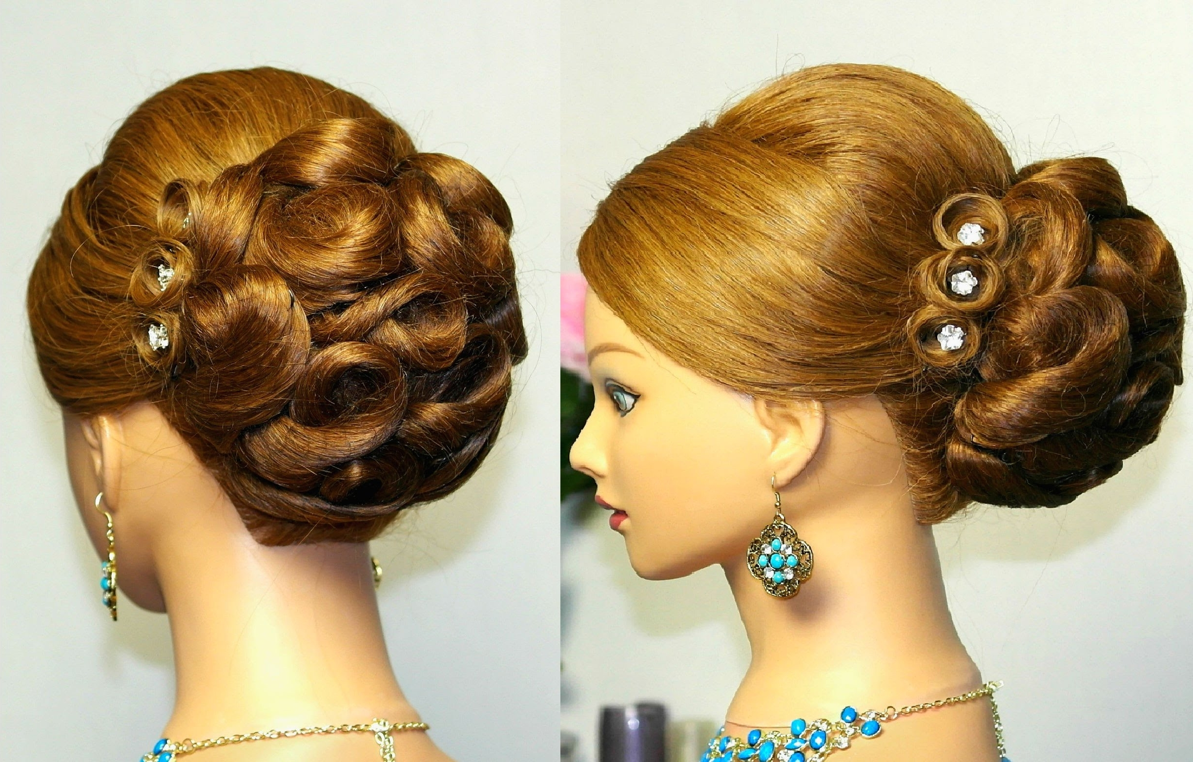 Prom Hairstyle For Long Hair (View 11 of 15)