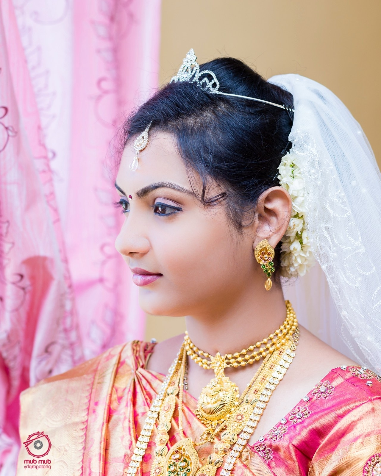 Recent Christian Bride Wedding Hairstyles With Regard To Wedding Hairstyles Christian Bride Unique A Tamil Christian Wedding (View 13 of 15)