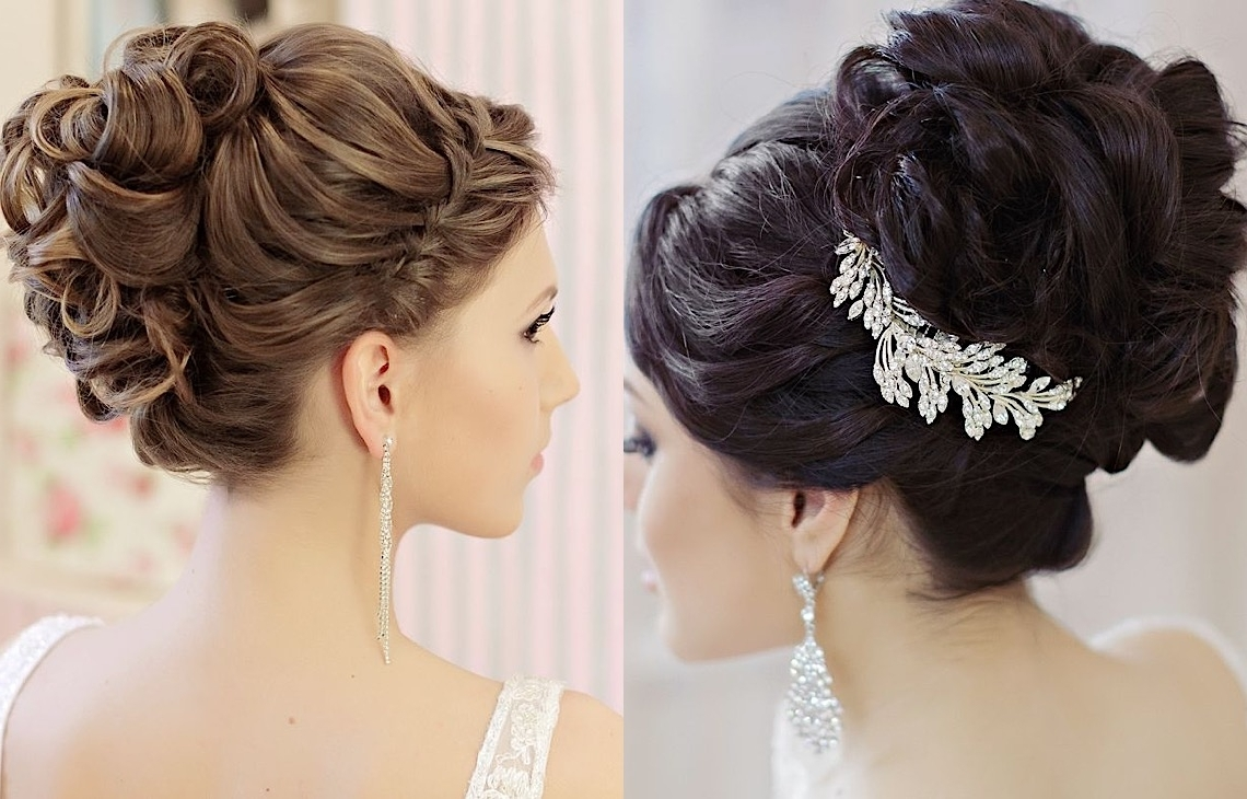 Featured Photo of Elegant Updo Wedding Hairstyles