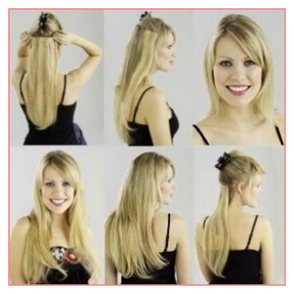 Recent Wedding Hairstyles For Long Hair Extensions Throughout Best Ideas Long Hair Extensions For Wedding – Best Hairstyles For (View 11 of 15)