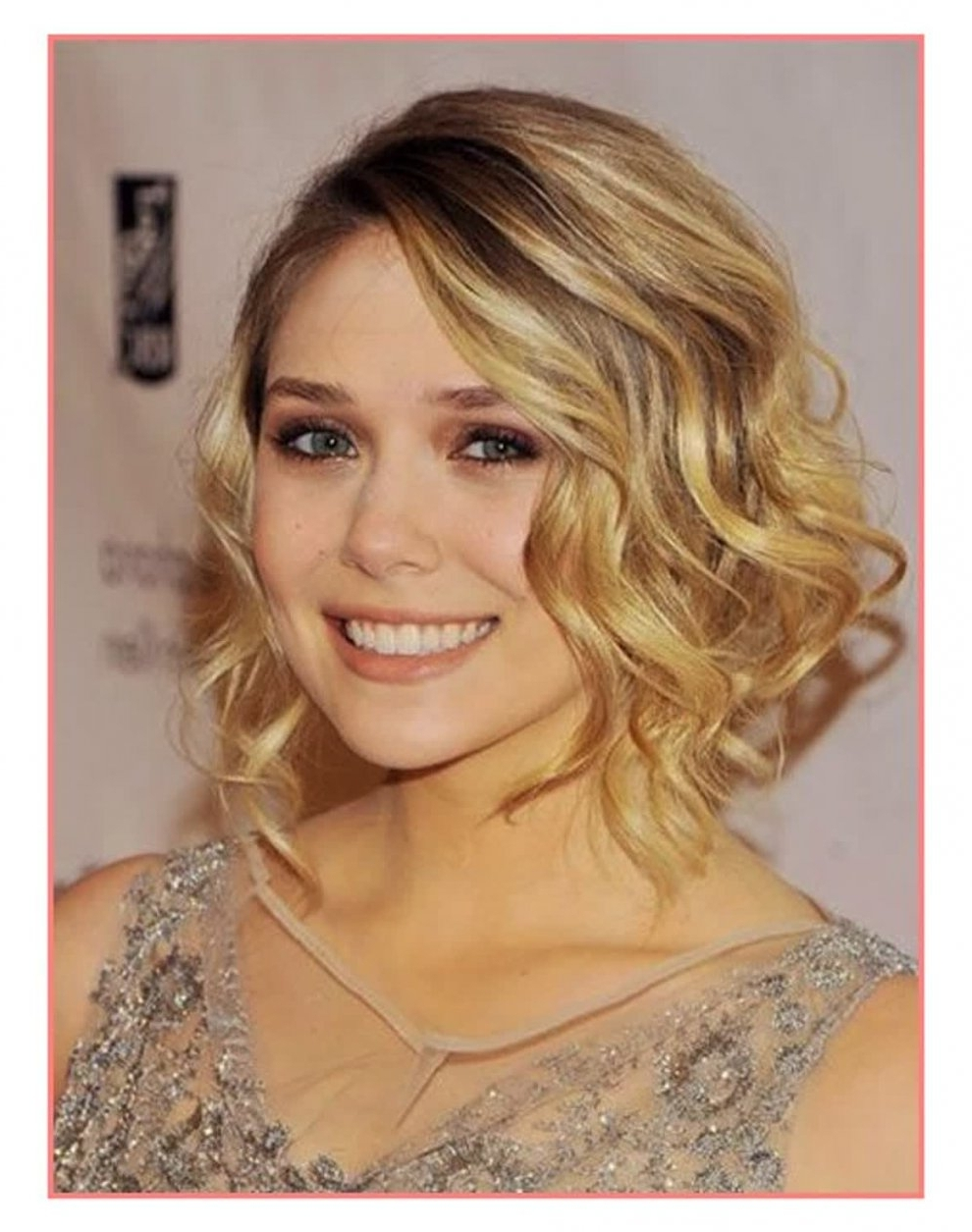 Recent Wedding Hairstyles For Short Curly Hair With Regard To Short Curly Hairstyles For Wedding (View 9 of 15)