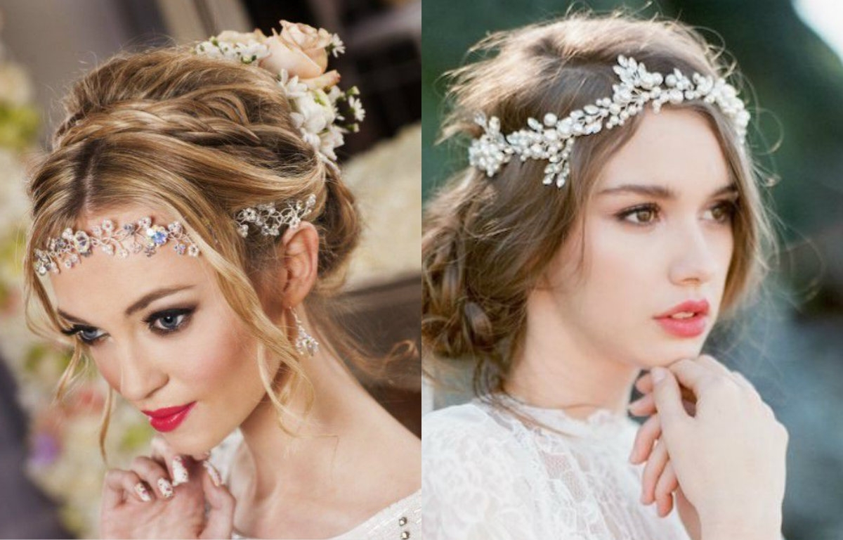 Romantic Low Bun Wedding Hairstyles  (View 11 of 15)