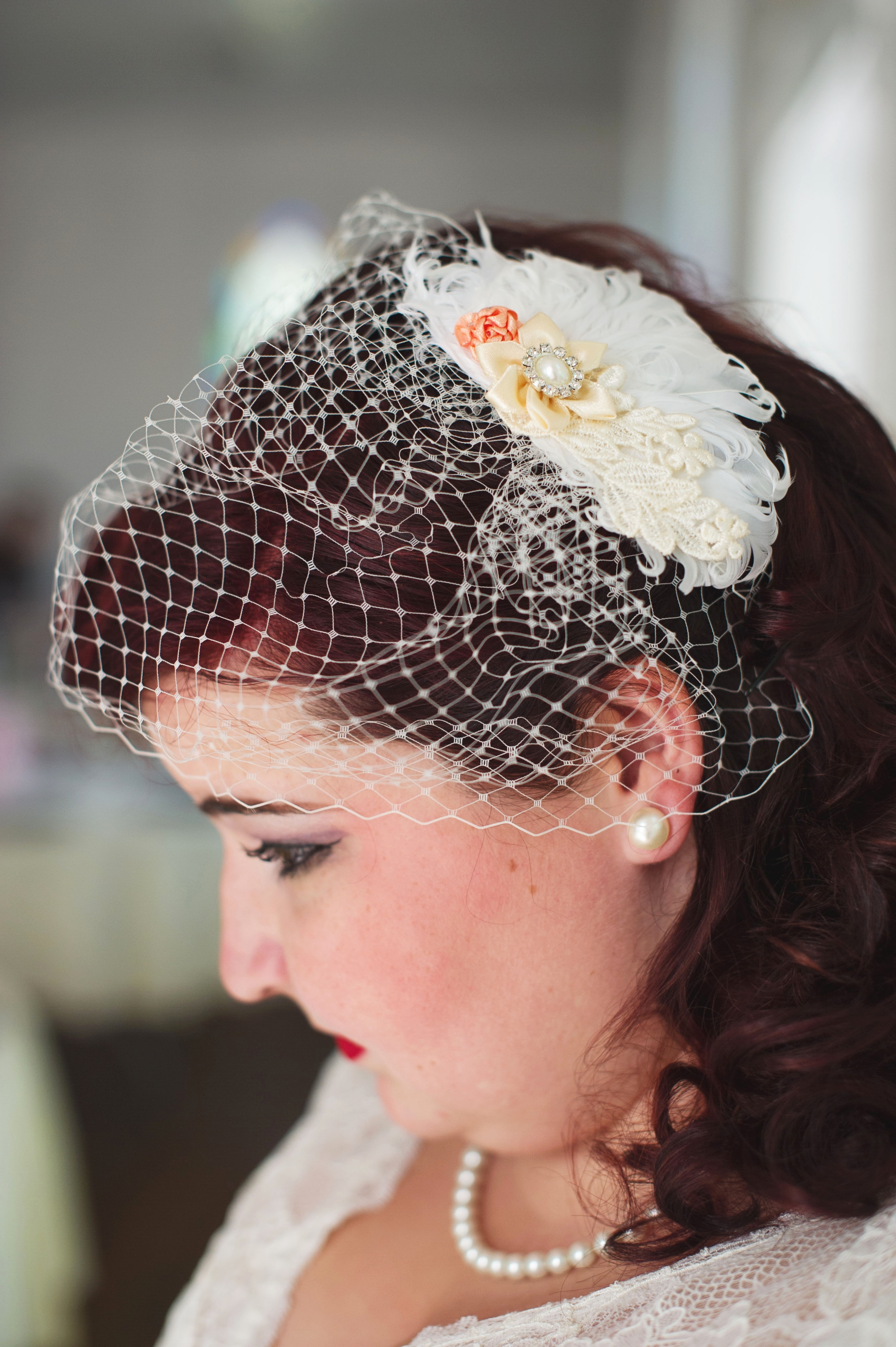 Sensational 50S Style Wedding Hair – Hair Inspiration Pertaining To Best And Newest Jewish Wedding Hairstyles (View 10 of 15)
