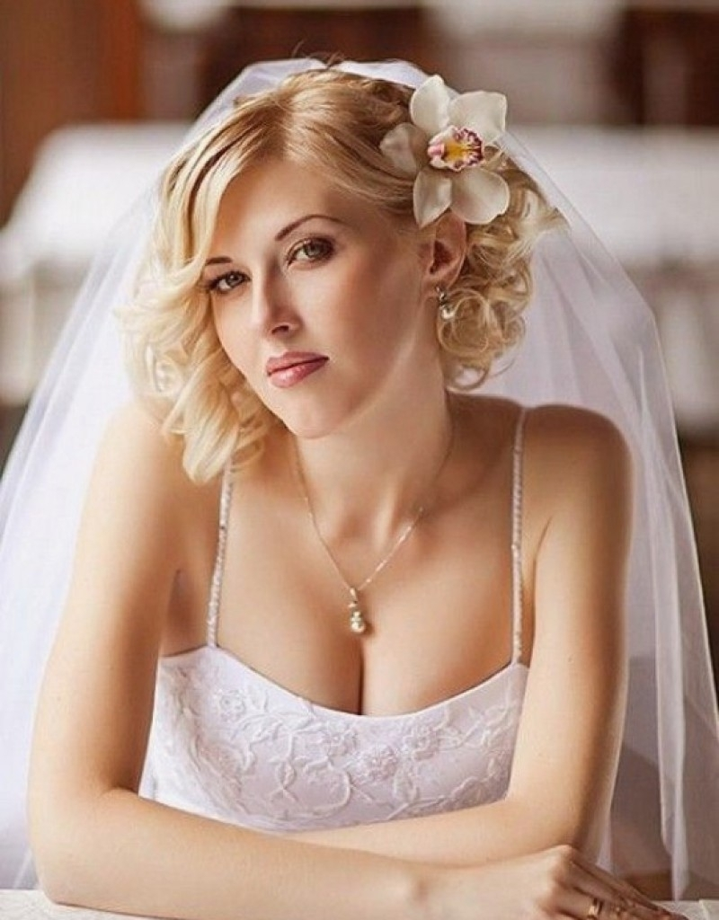 Short Hairstyles : Short Bob Bridal Hairstyles Idea To Hairstyles Pertaining To Favorite Wedding Hairstyles For Short Bob Hair (View 15 of 15)