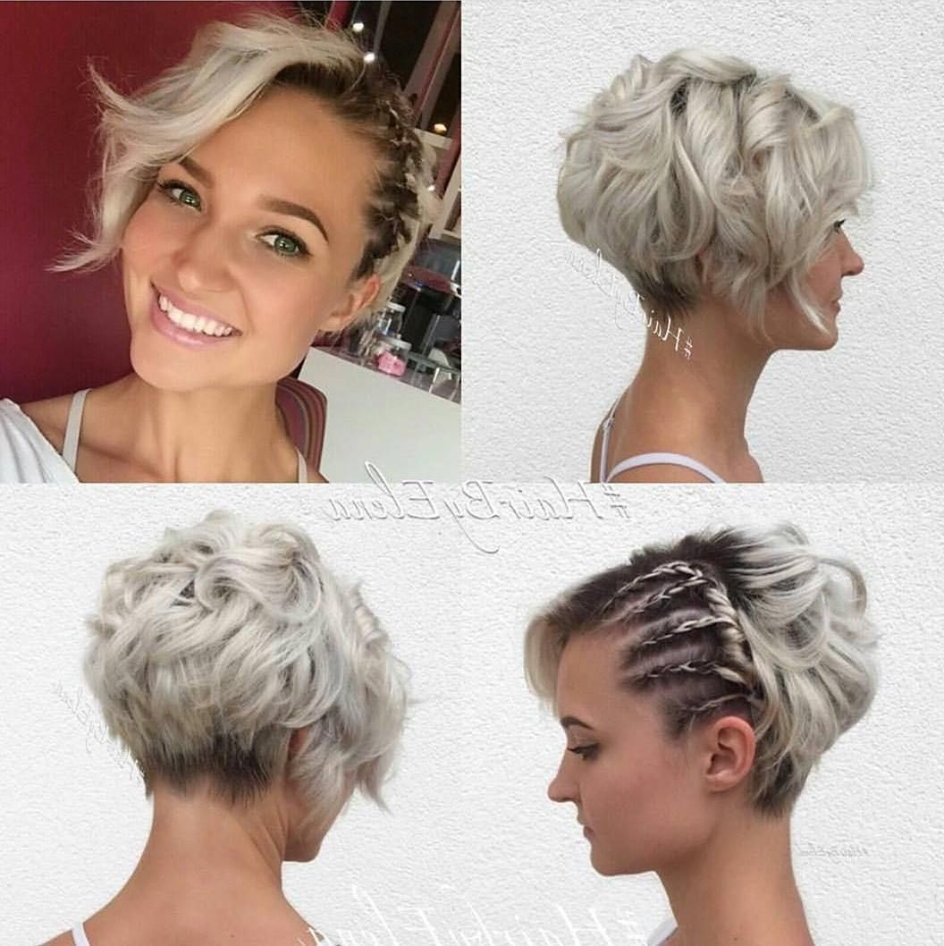 Short Wedding Hairstyles Appealing Top Trendy Tyles Pics For Hair Regarding Most Recently Released Wedding Hairstyles For Bridesmaids With Short Hair (View 13 of 15)