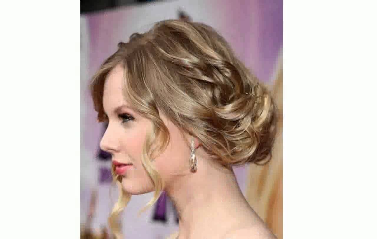 Simple Wedding Updos For Medium Length Hair – Youtube Throughout Fashionable Diy Wedding Hairstyles For Medium Length Hair (View 13 of 15)