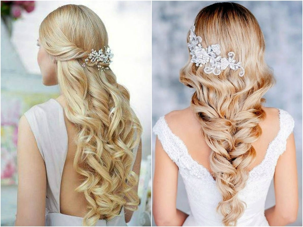Soposted With Most Up To Date Wedding Hairstyles With Extensions (View 4 of 15)