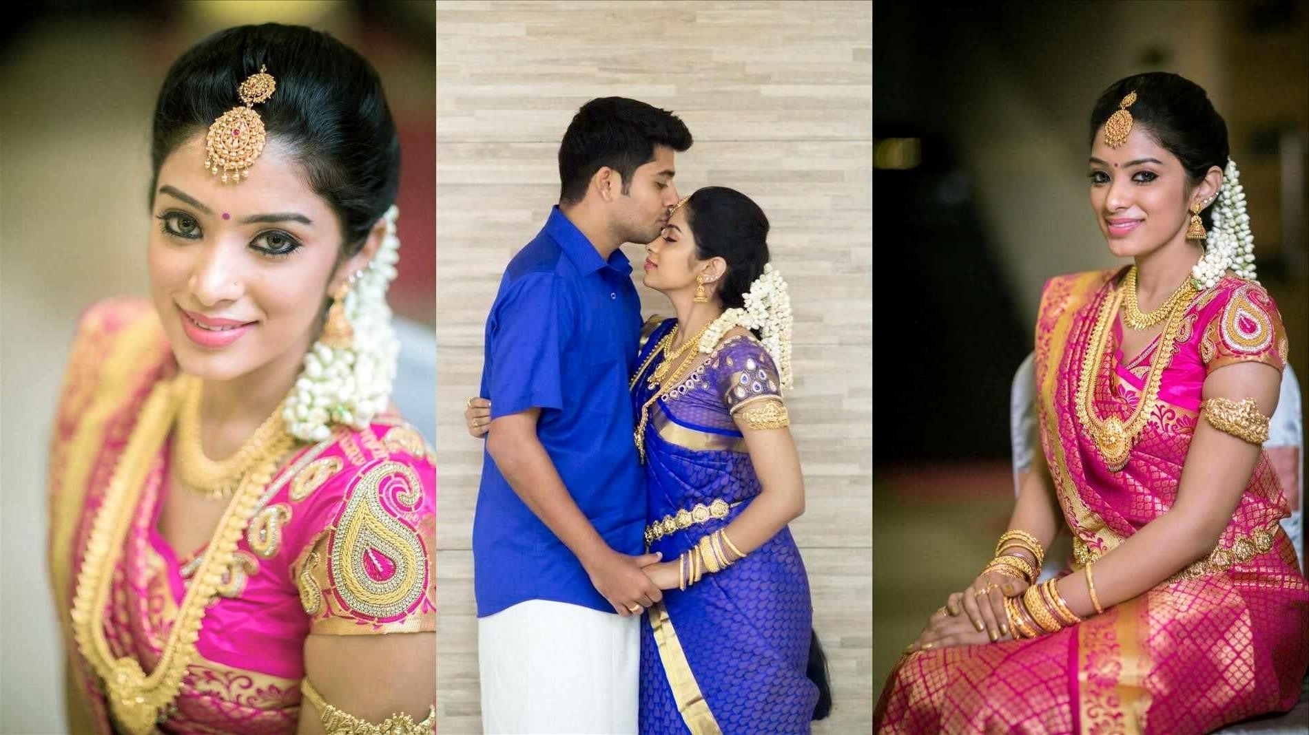 South Indian Wedding Hairstyles Pictures Awesome South South Indian With Regard To Most Recently Released Wedding Engagement Hairstyles (View 8 of 15)