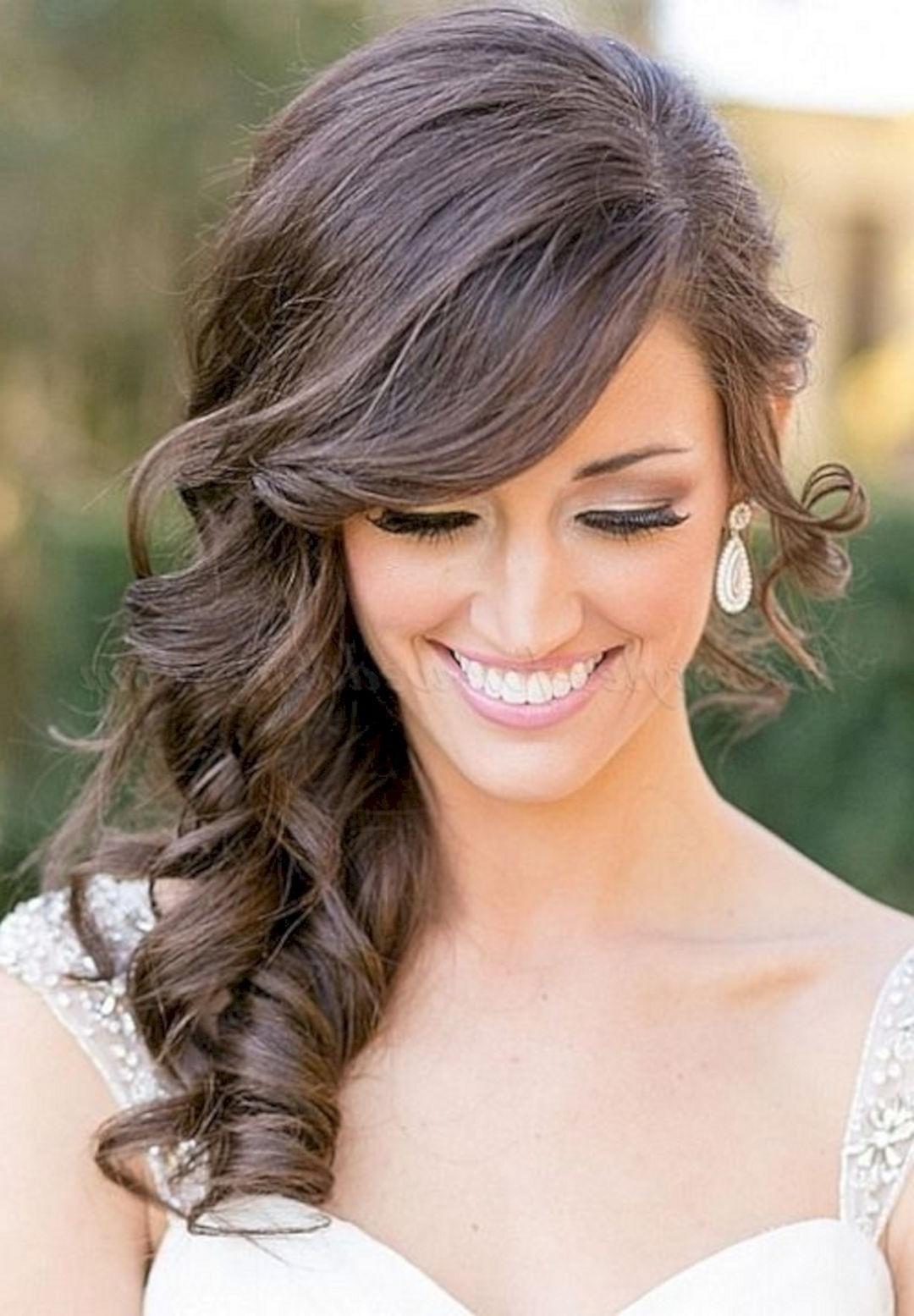 Stunning Half Up Half Down Wedding Hairstyles Ideas No (View 15 of 15)