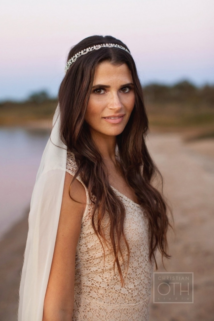 The 11 Steps Needed For Putting Long Straight Wedding For Trendy Down Straight Wedding Hairstyles (View 6 of 15)