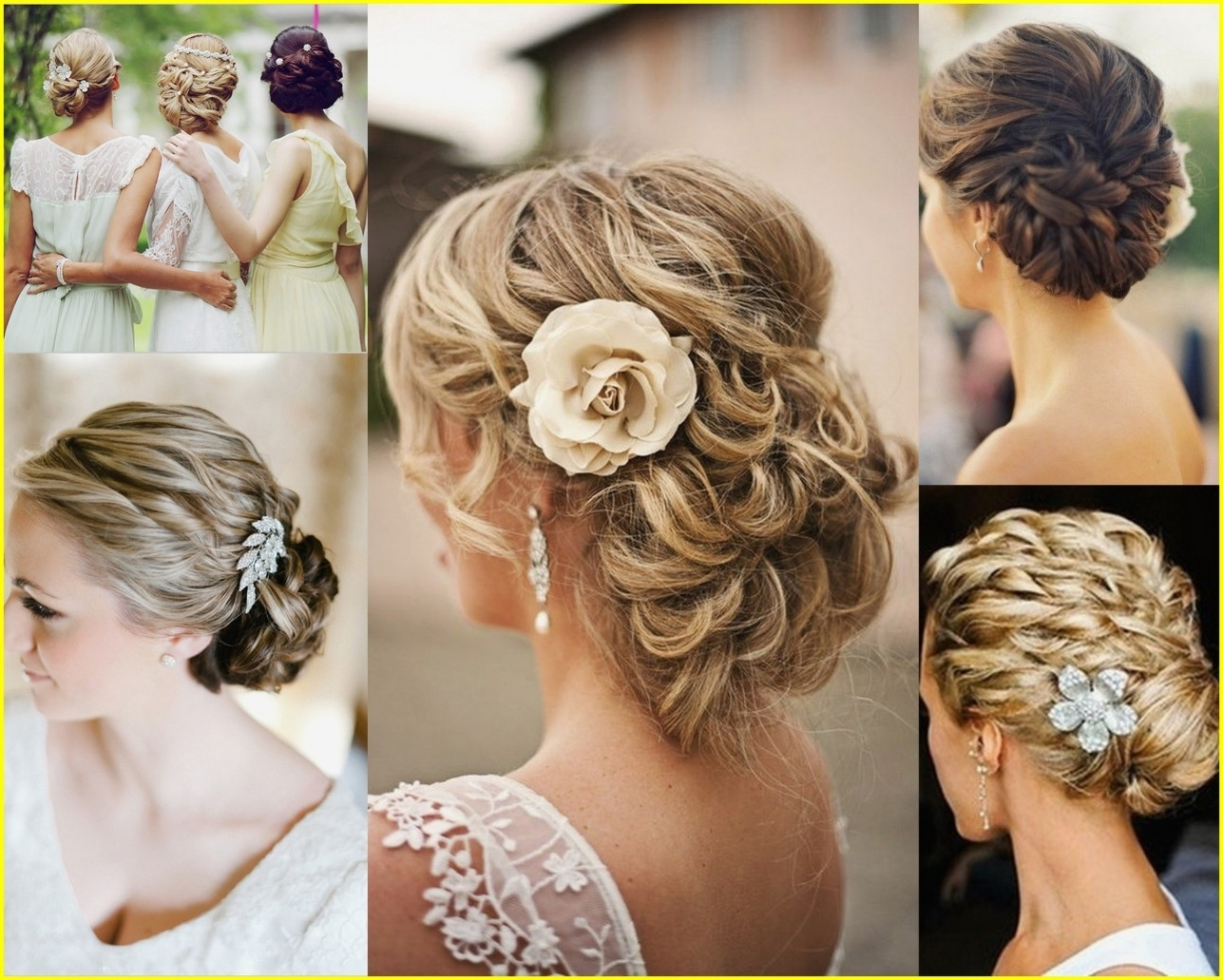 The Best Wedding Hairstyles Fresh Vintage For Long Hair Pict Updos Regarding 2017 Wedding Hairstyles For Vintage Long Hair (View 7 of 15)