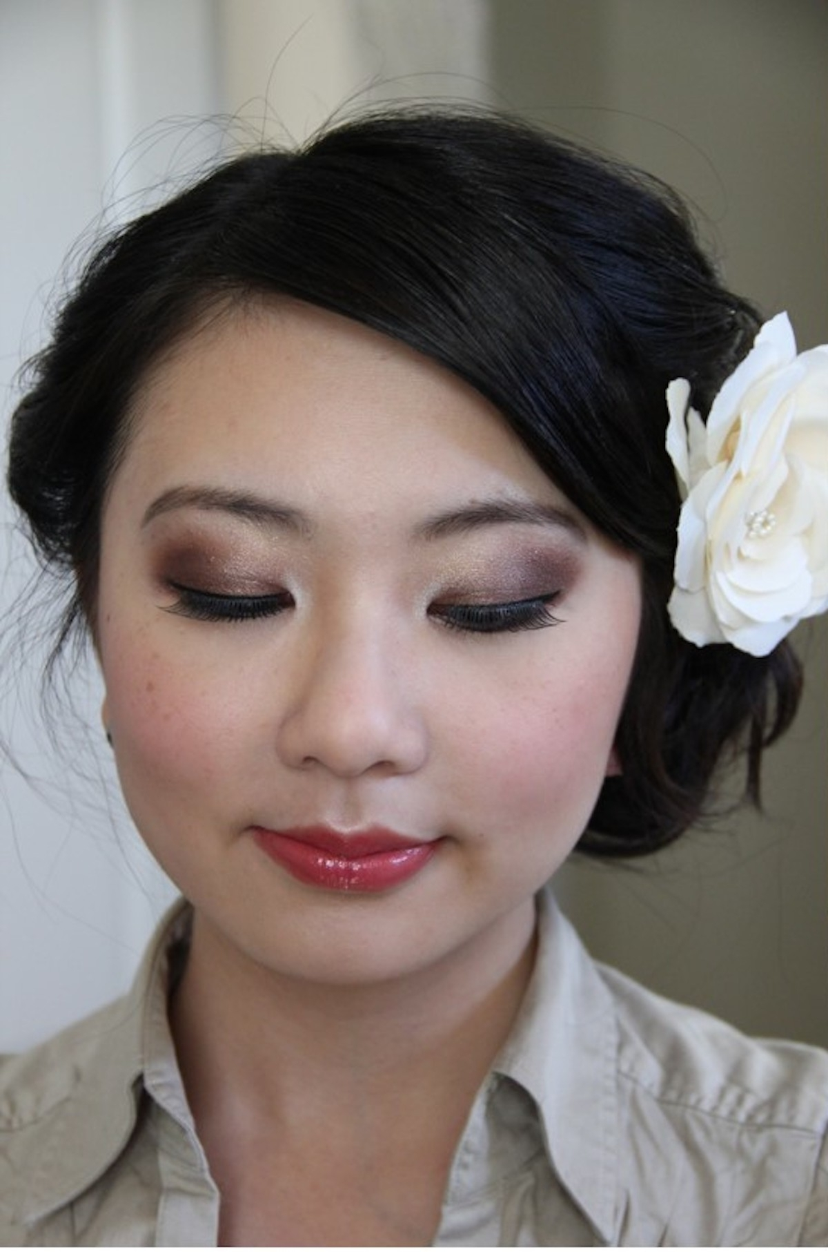 The Makeup Movement Blog Regarding Latest Wedding Hairstyles For Your Face Shape (View 15 of 15)