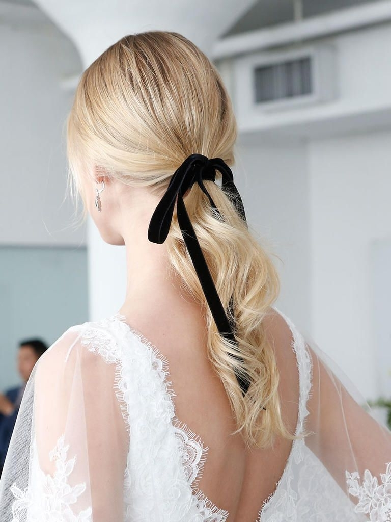 The Prettiest Hair Inspo From The Runway (View 12 of 15)