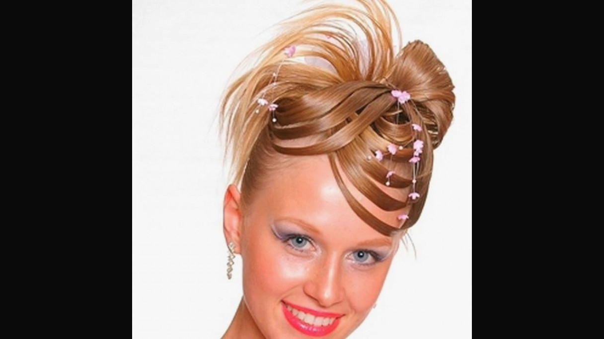 This Story Behind Casual Wedding Hairstyles For Long Hair In Favorite Casual Wedding Hairstyles (View 11 of 15)