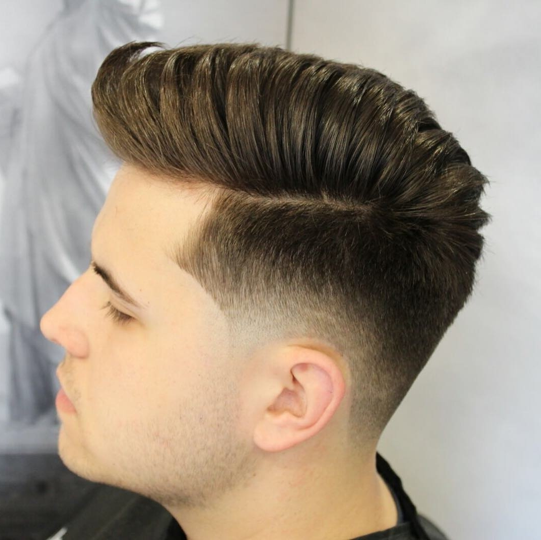 Top 25 Brand New Hairstyles Men's For  (View 11 of 15)
