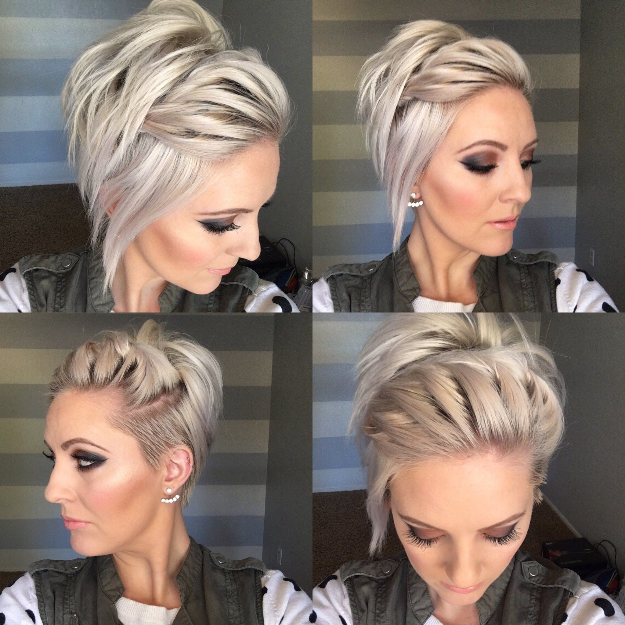 Transform Wedding Hairstyles For Short Bob Hair On Easy Hairstyle In Most Popular Wedding Hairstyles For Short Bob Hair (View 8 of 15)