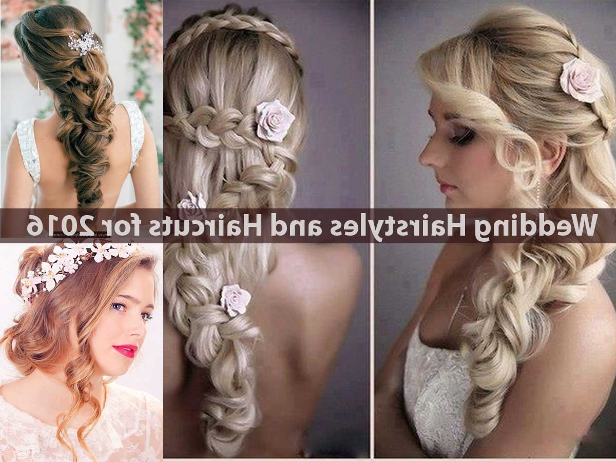 Trend Hairstyle And Haircut Ideas With Regard To Well Liked Wedding Hairstyles For Very Long Hair (View 12 of 15)