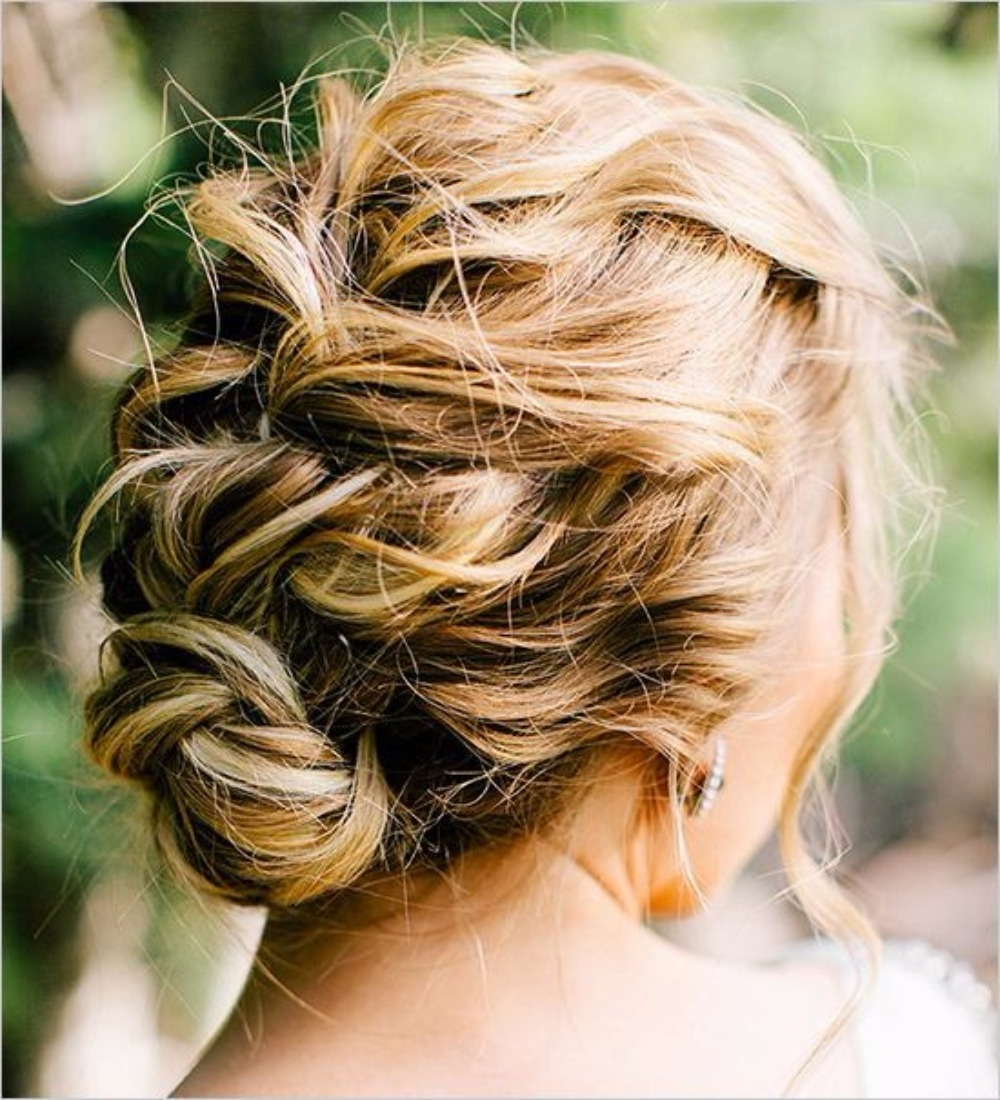 Trending – 25 Braided Wedding Hair Ideas To Love Inside Favorite Wedding Hairstyles With Braids (View 13 of 15)