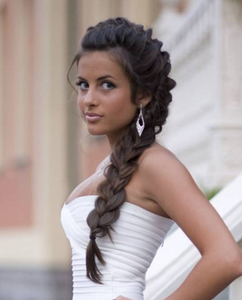 Trendy Ebony Wedding Hairstyles Within Vintage Black Hairstyles For Wedding 54 Inspiration With Black (View 12 of 15)
