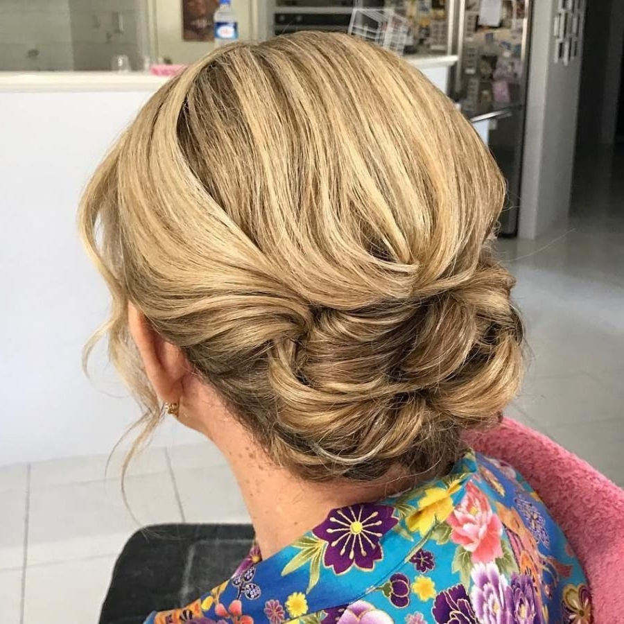 Twist Bun, Bun Updo And (View 6 of 15)