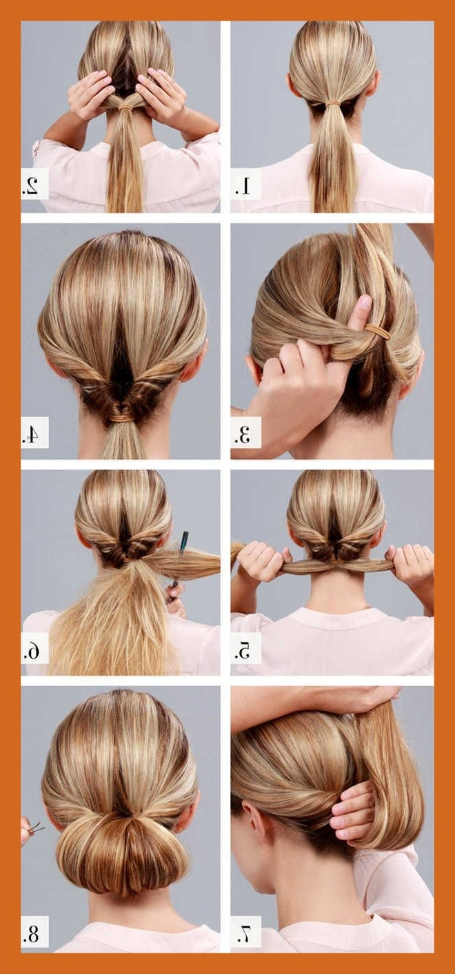 Unbelievable Diy Big Braid Stephair Easy To Do Pics For Wedding Pertaining To Best And Newest Diy Wedding Hairstyles For Long Hair (View 8 of 15)