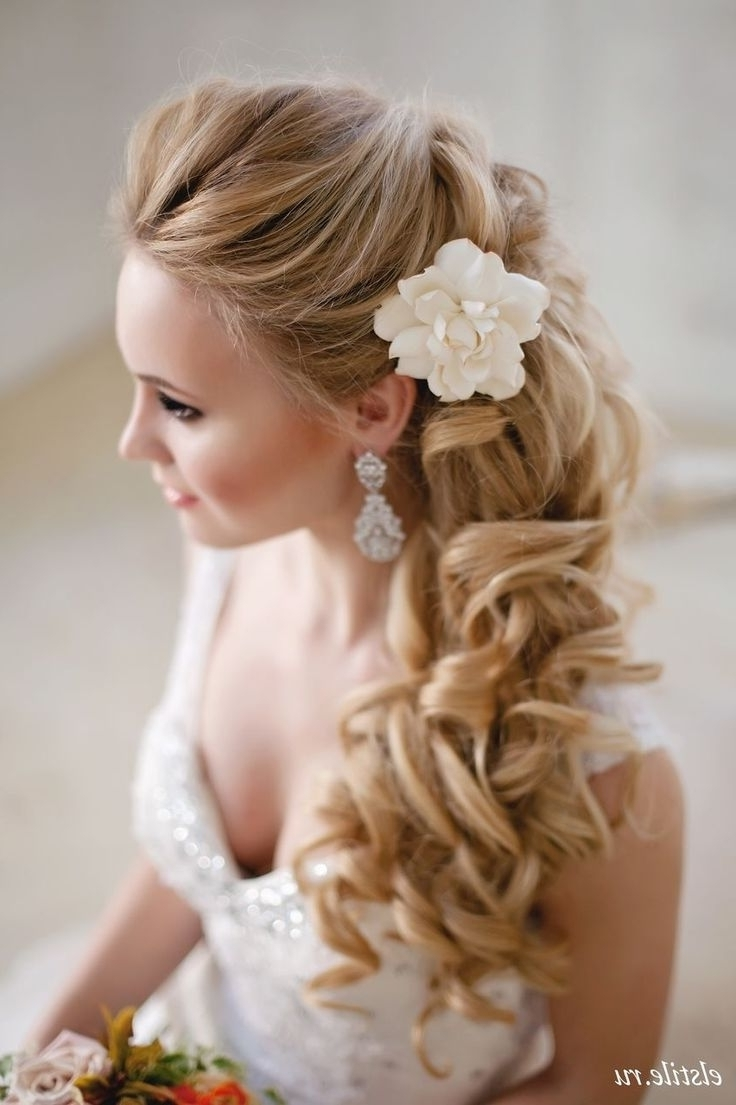 Unique Romantic Vintage Wedding Hairstyles Collection (View 5 of 15)