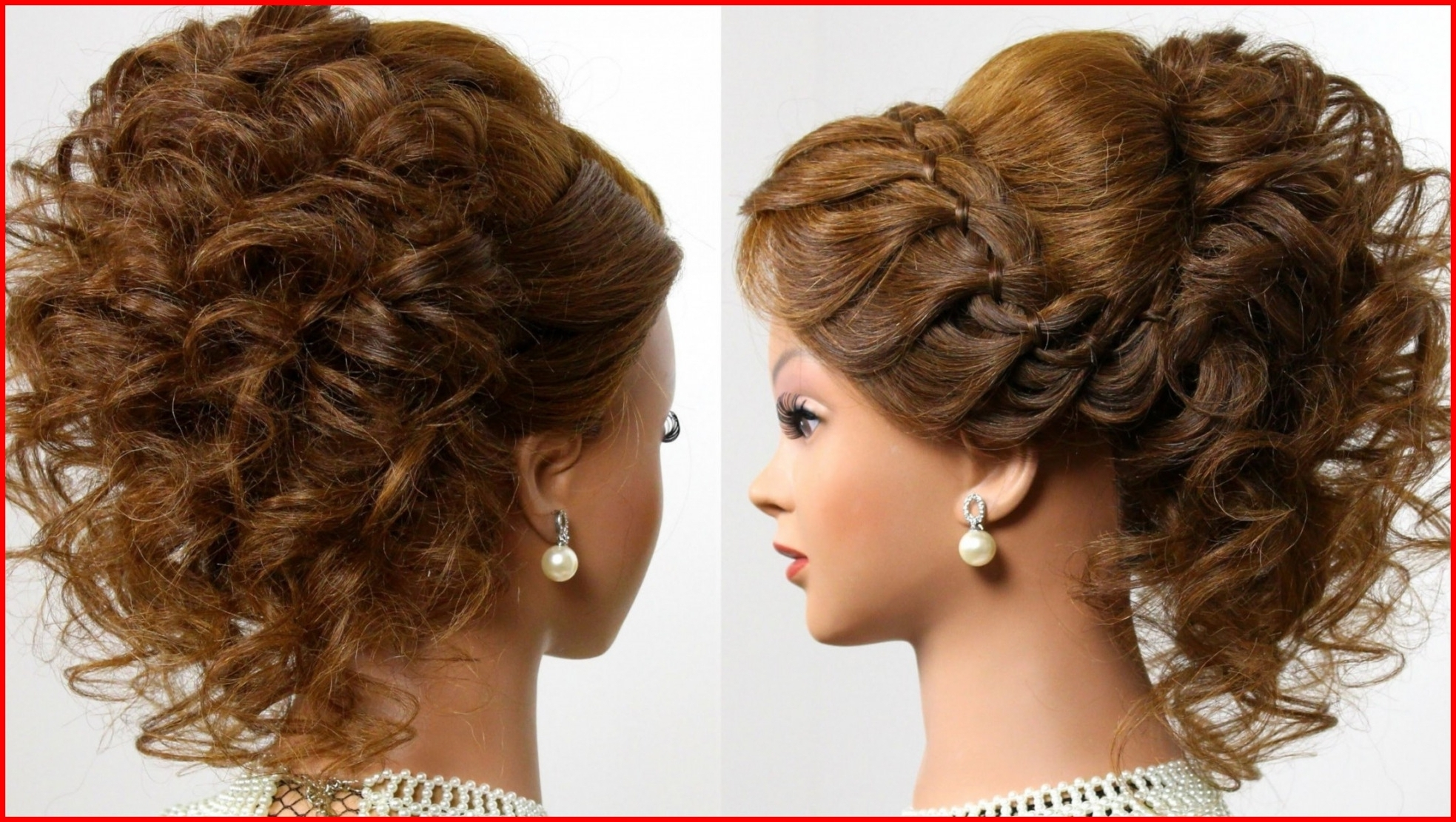Updo Hairstyles For Long Curly Hair 34555 Bridesmaid Hairstyles In Widely Used Wedding Updo Hairstyles For Long Curly Hair (View 13 of 15)