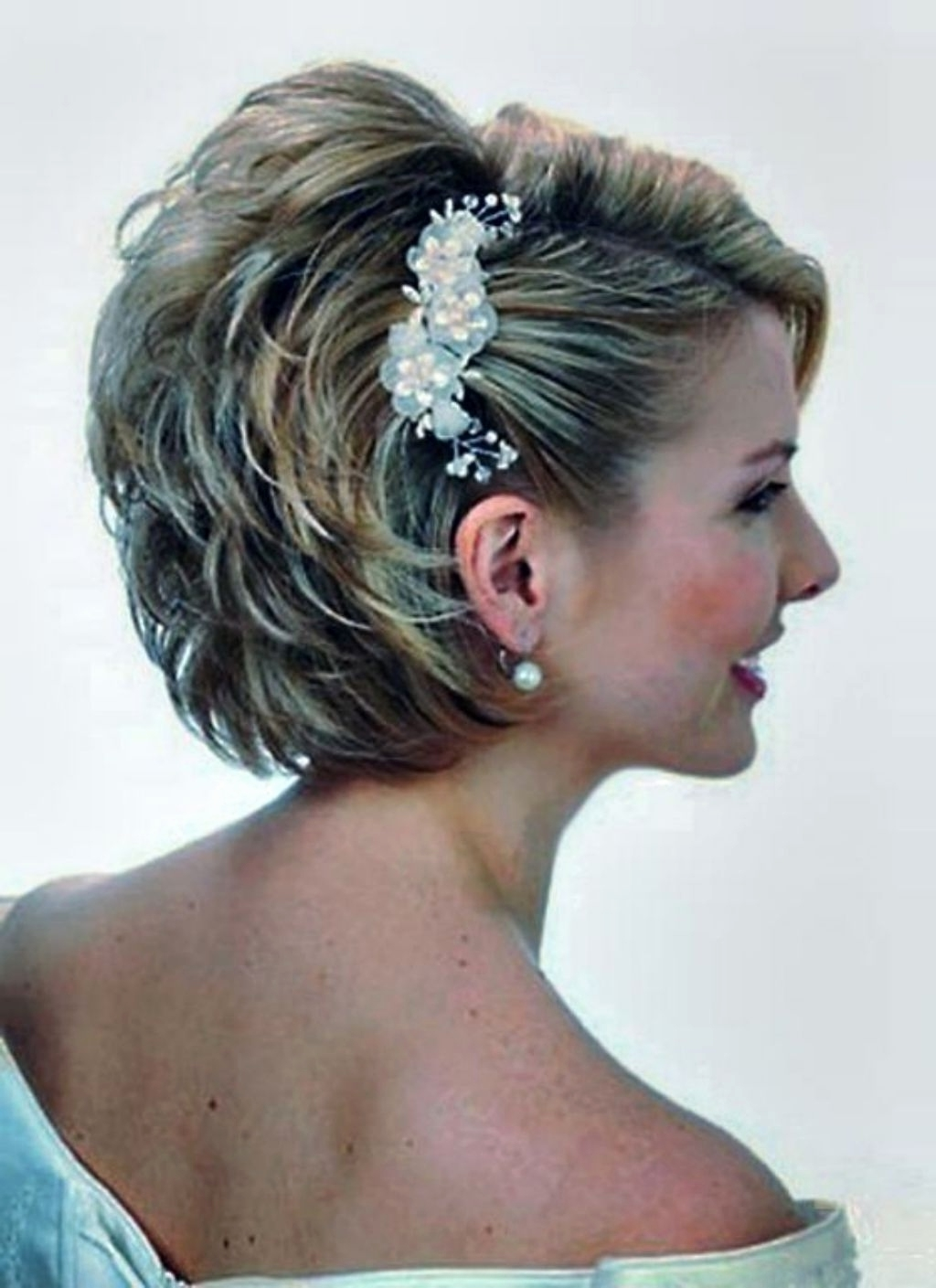 Updo Hairstyles For Mother Of The Groom Wedding Bride Decor And Inside 2017 Mother Of Groom Hairstyles For Wedding (Gallery 12 of 15)