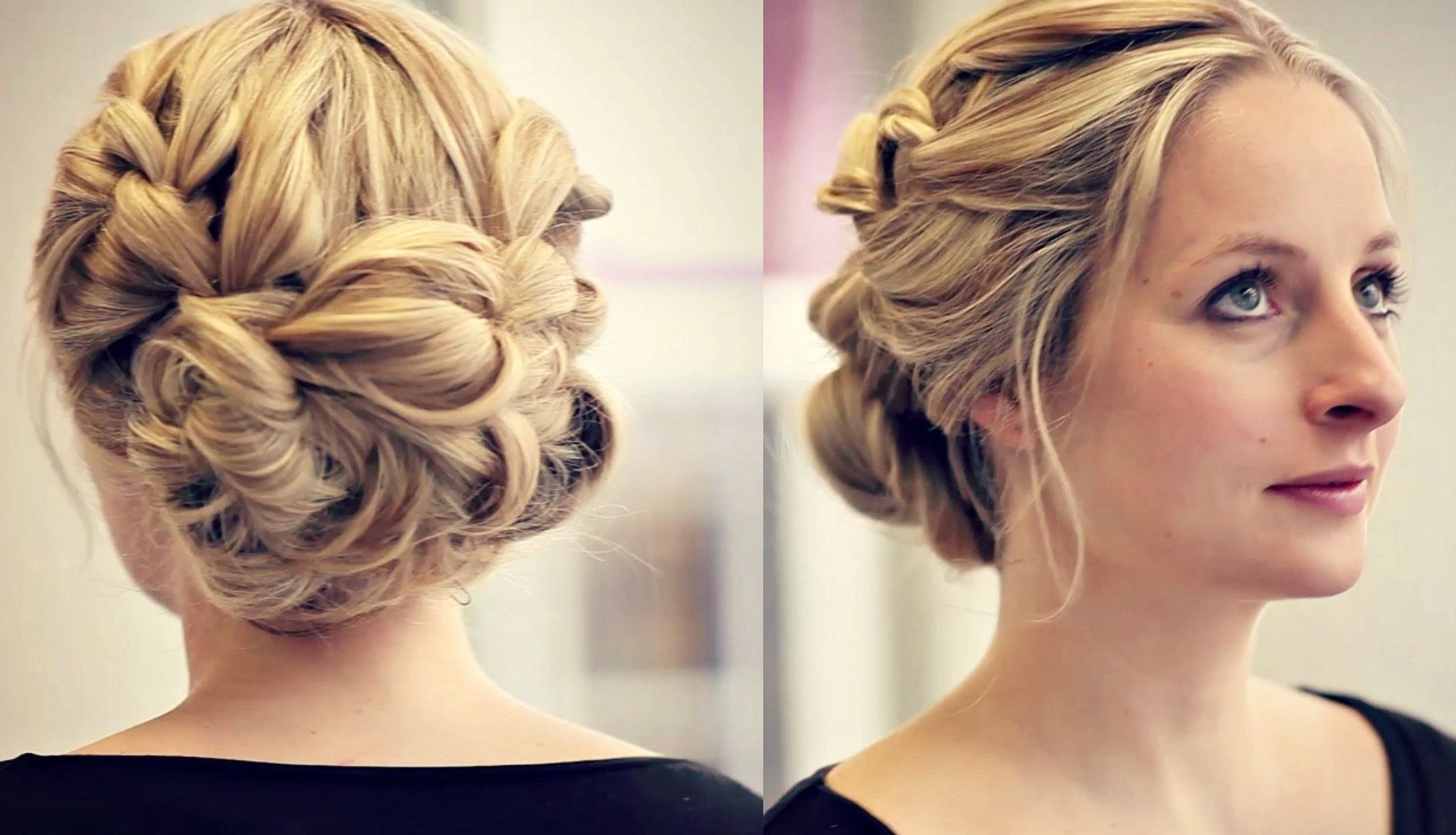 Updos For Weddings Bridesmaid Wedding Hairstyles Bridesmaid On For Preferred Wedding Hairstyles For Bridesmaid (Gallery 4 of 15)