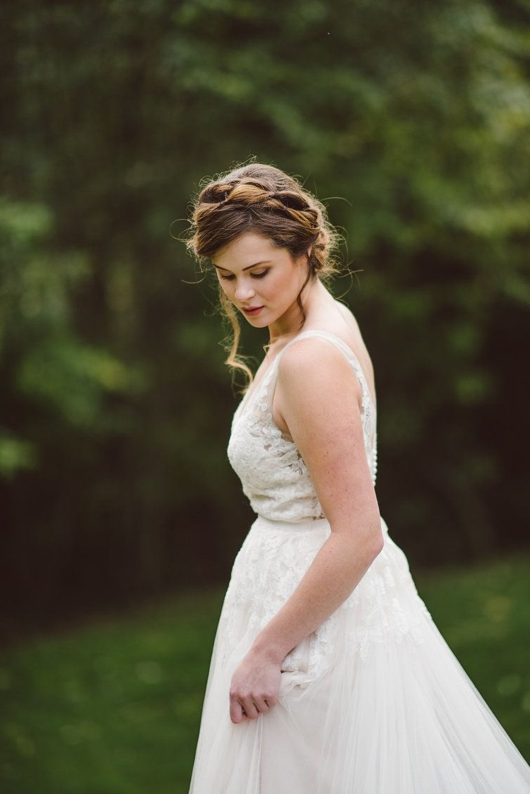 Vintage Bridal Hairstyles, Vintage Fall And (View 13 of 15)