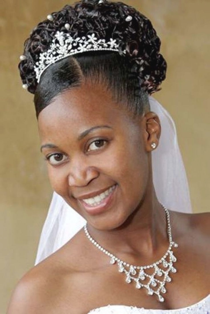 Wedding African Hairstyles (View 5 of 15)