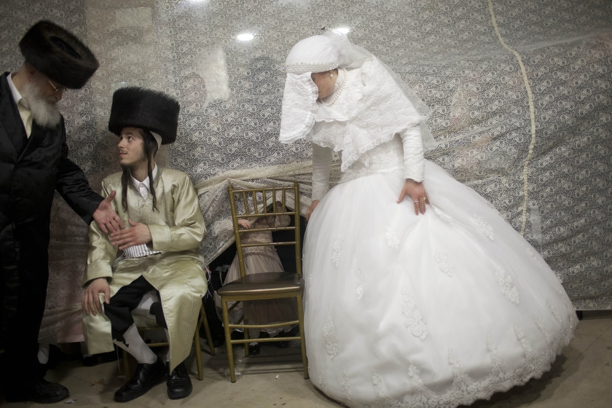 Wedding Dresses Traditional Jewish Wedding Dress – Wedding Dress Ideas Regarding Widely Used Jewish Wedding Hairstyles (View 12 of 15)